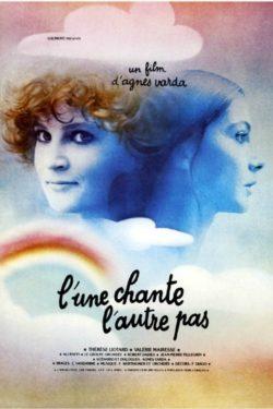 Agnès Varda - L'une chante, l'autre pas (affiche)