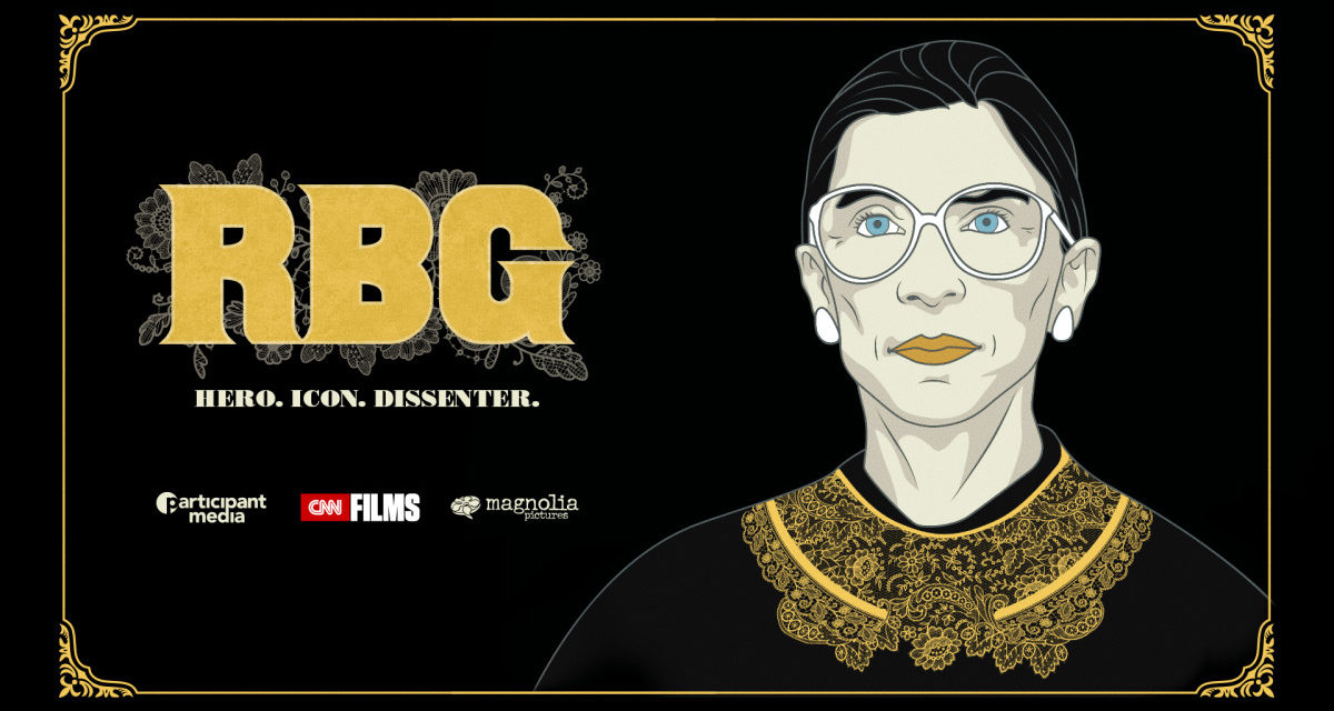 «RBG : Ruth Bader Ginsburg» : une découverte passionnante