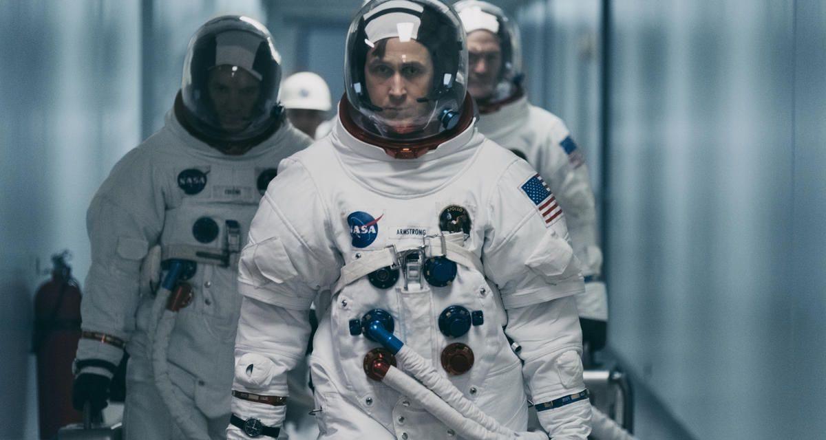 «First Man – le premier homme sur la Lune» : walking on the Moon