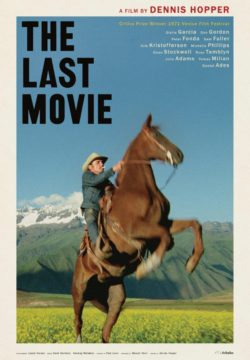 Dennis Hopper - The Last Movie, film affiche