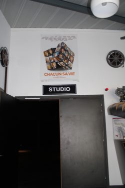 Entrée des Ateliers du cinéma à Beaune