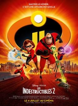 Les Indestructibles 2 affiche