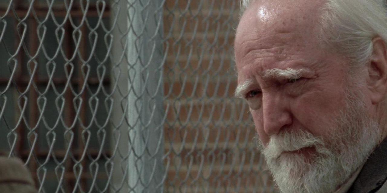 Mort de Scott Wilson, acteur de The Walking Dead