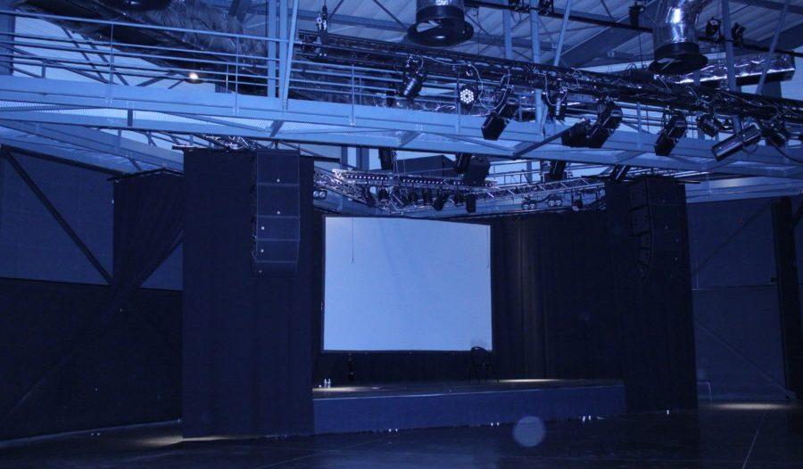 Studio des Ateliers du cinéma à Beaune