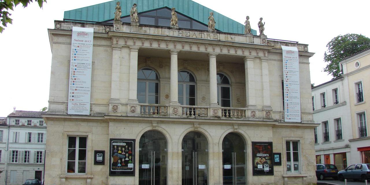 Saintes – Le Gallia, Théâtre et Cinéma, recrute un administrateur (h/f)