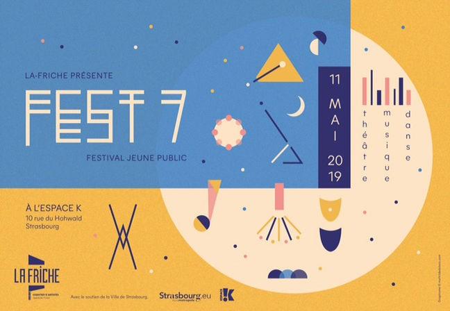 Appel à projets pour la 7eme édition du FEST