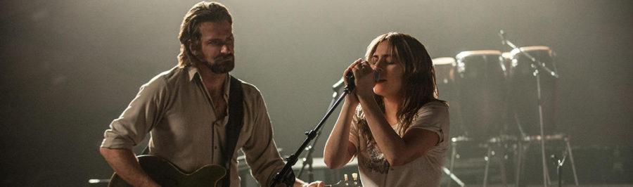 Bradley Cooper, A Star is Born, avec Lady Gaga