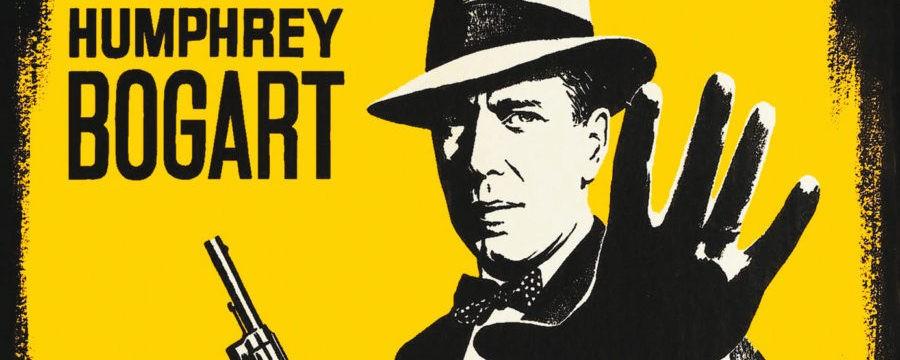 Bretaigne Windust et Raoul Walsh, La femme à abattre, avec Humphrey Bogart (affiche)