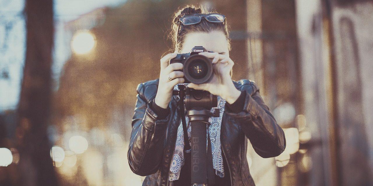 Les femmes photographes, radiographie d'une profession