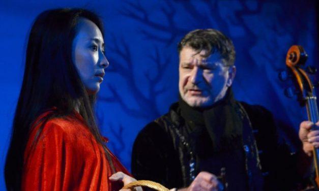 «Le Petit Chaperon rouge» version Julien Gélas: entre Asie, Mai 68 et Gilets Jaunes!