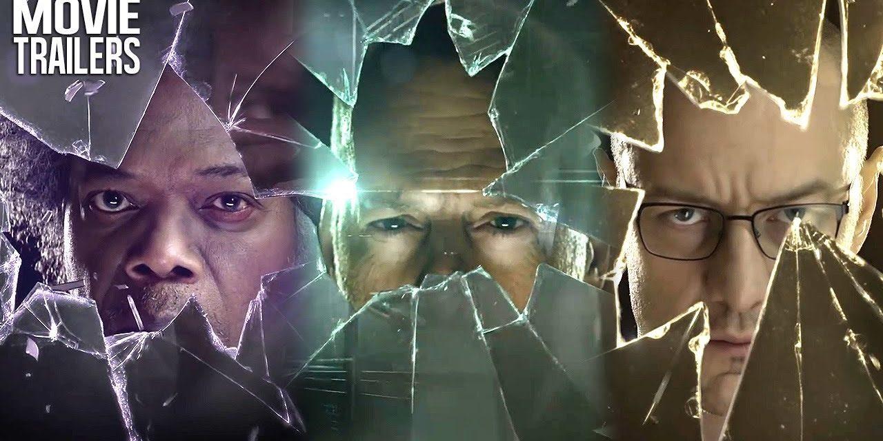 «Glass» : homme de verre, homme de fer et homme en l'air