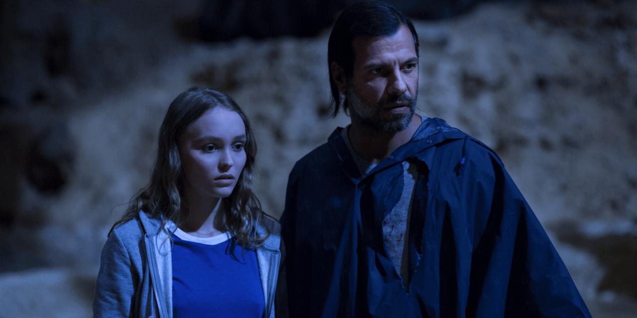 """""""Les Fauves"""" de Vincent Mariette, avec Laurent Lafitte et Lily-Rose Depp : film de genre.s"""
