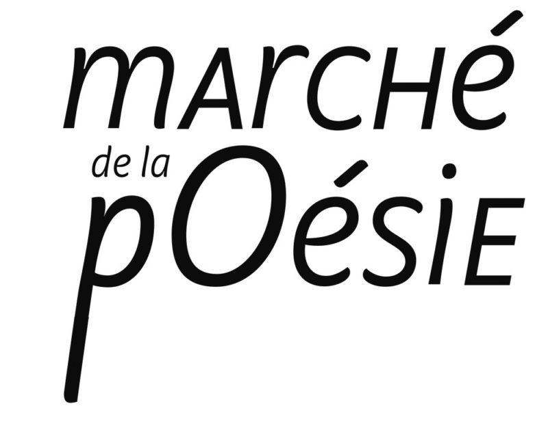 Logo Marché de la poésie
