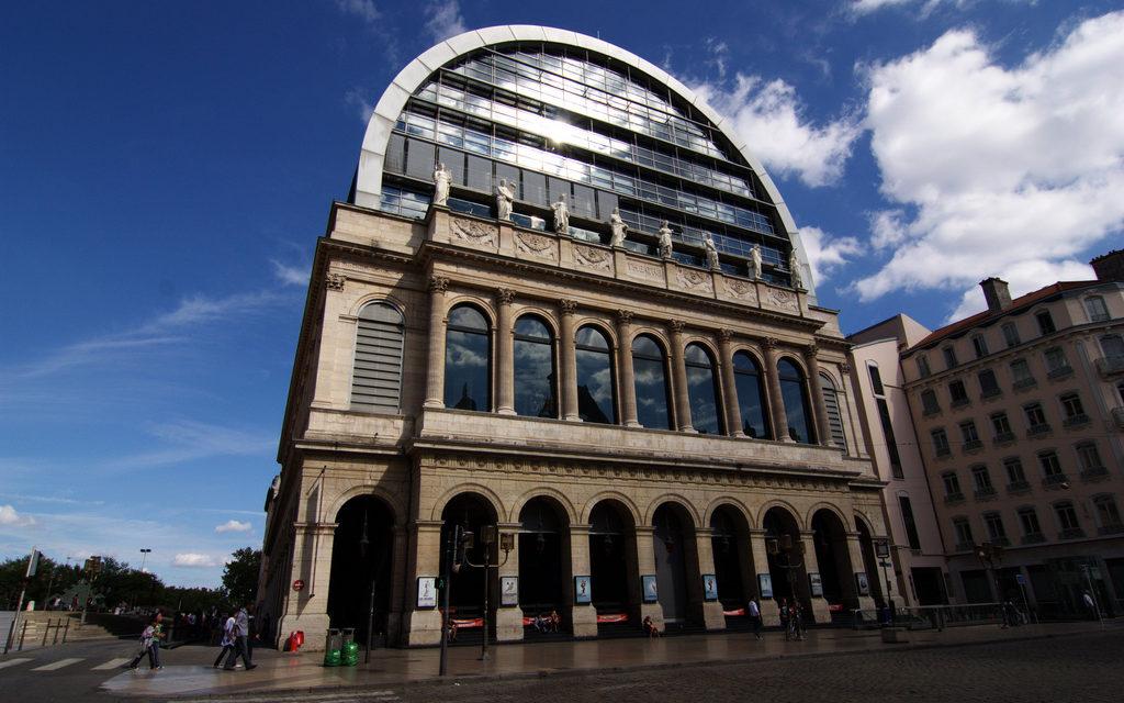 L'Opéra de Lyon sacré «Opéra de l'année 2017»