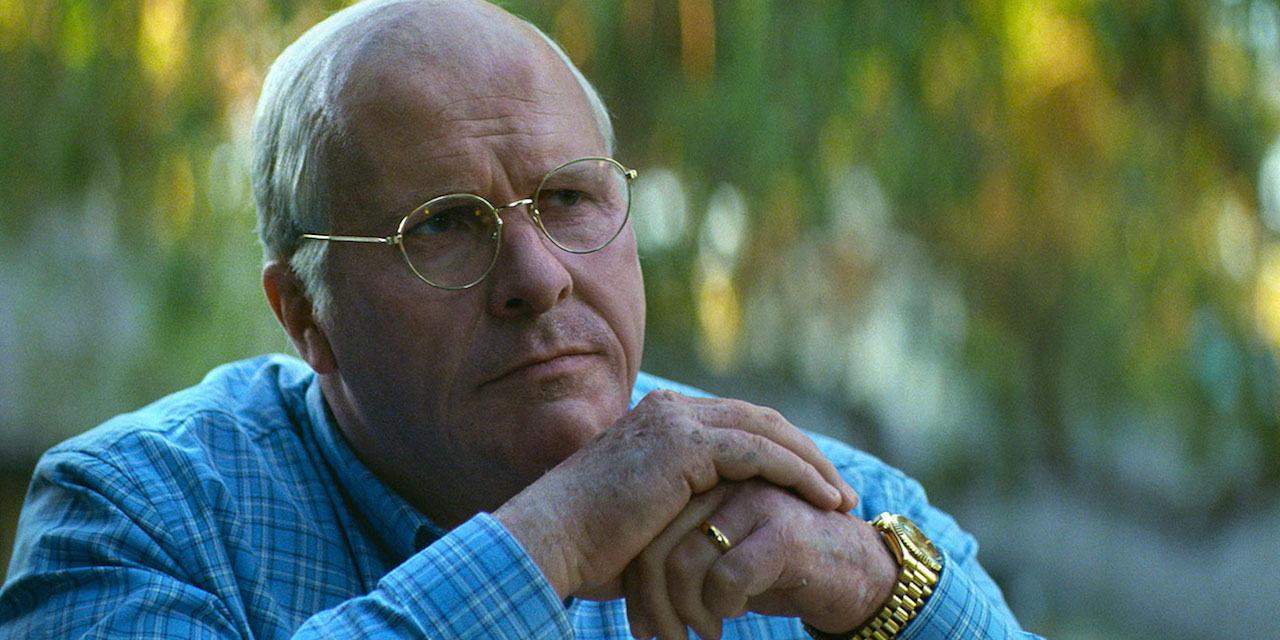 """Vice"""" d'Adam McKay : Christian Bale en Dick Cheney, le vilain ..."""