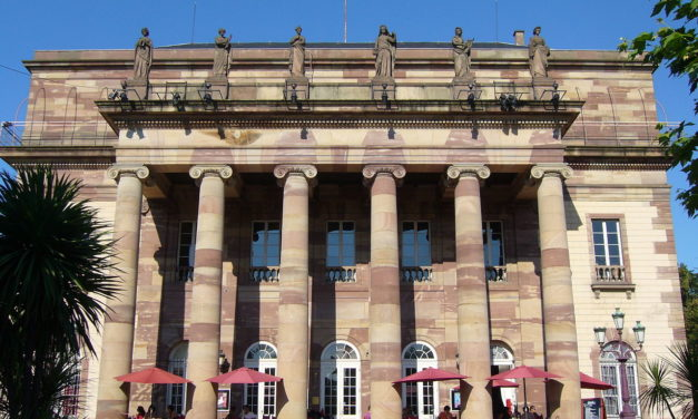 L'Opéra national du Rhin recrute un attaché de presse (h/f)