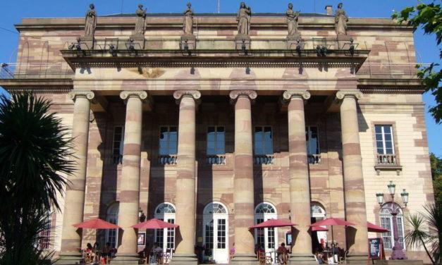 L'Opéra national du Rhin recrute un machiniste (h/f)
