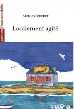 Localement agité d'Arnaud Bédouet, L'avant-scène théâtre