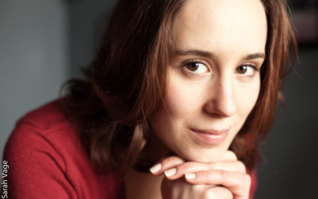 Mathilde Burucoa : «J'écris par nécessité intime, sociale, politique»