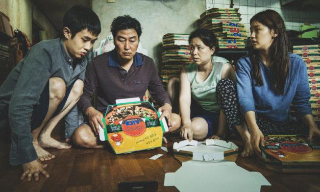 Le film sud-coréen «Parasite» entre dans la légende des Oscars