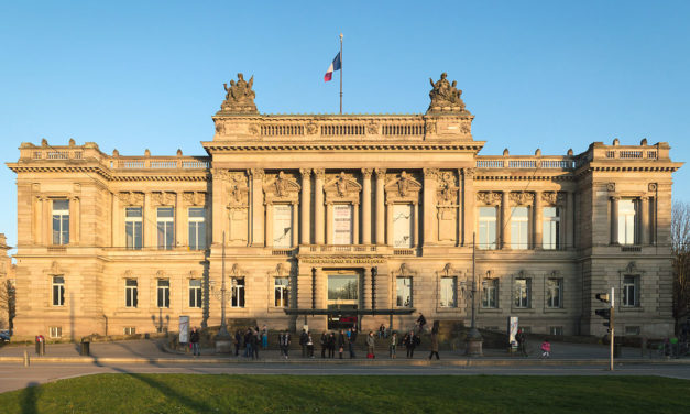 Le Théâtre National de Strasbourg – Ecole Supérieure d'Art Dramatique recrute un Machiniste-cintrier (h/f)
