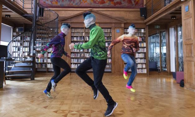 France Dance UKinvite des compagnies françaises au Royaume-Uni
