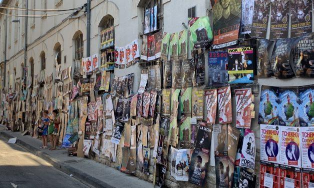 Création d'un fonds d'urgence pour le festival Off d'Avignon