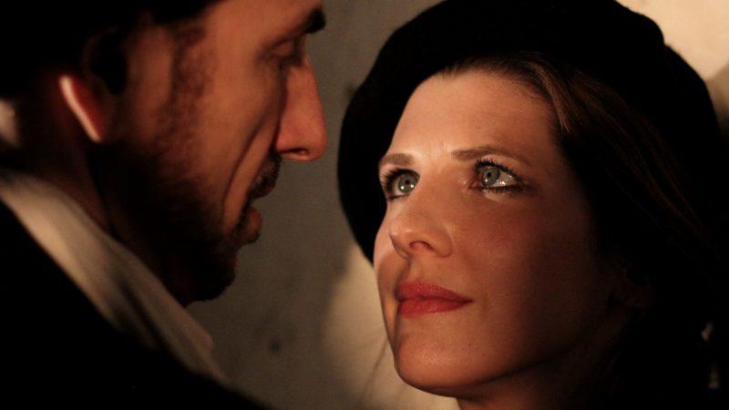 Le Quai des brumes - Philippe Nicaud (Jean) et Karine Ventalon (Nelly)