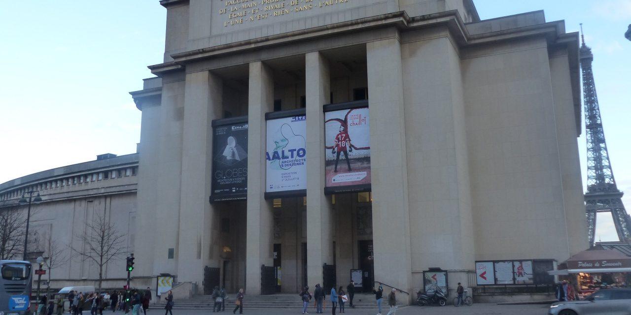 Chaillot – Théâtre national de la Danse recrute un électricien de spectacle (h/f)