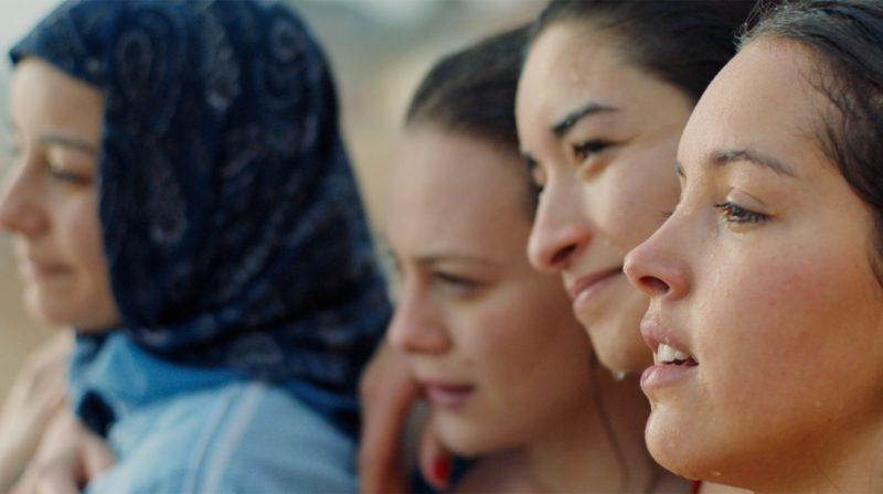 Mounia Meddour, Papicha, Lyna Khoudry