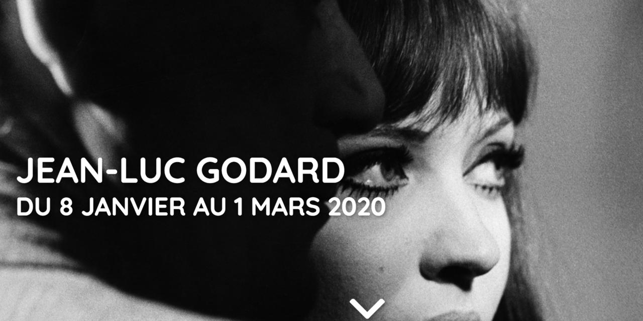 Tout Godard à la Cinémathèque en janvier et février 2020