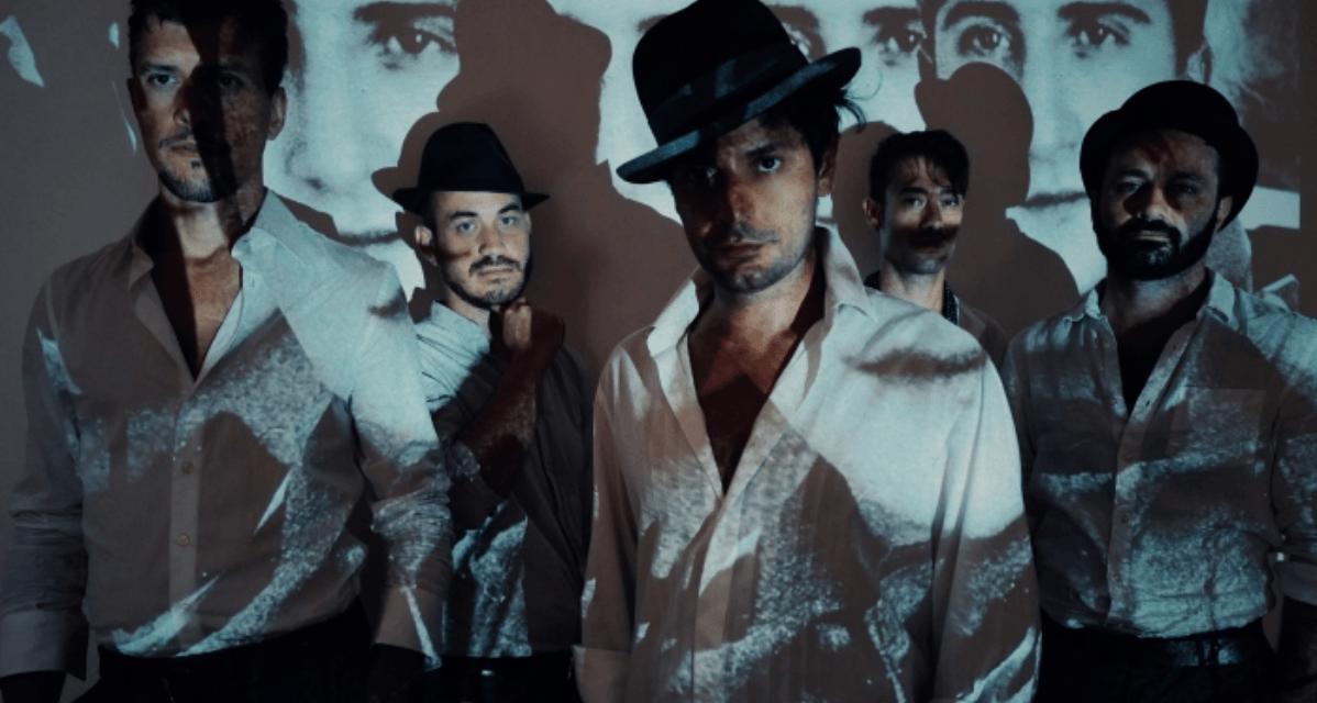 "Nouvel album – ""Sambol, amore migrante"" de Guappecartò"