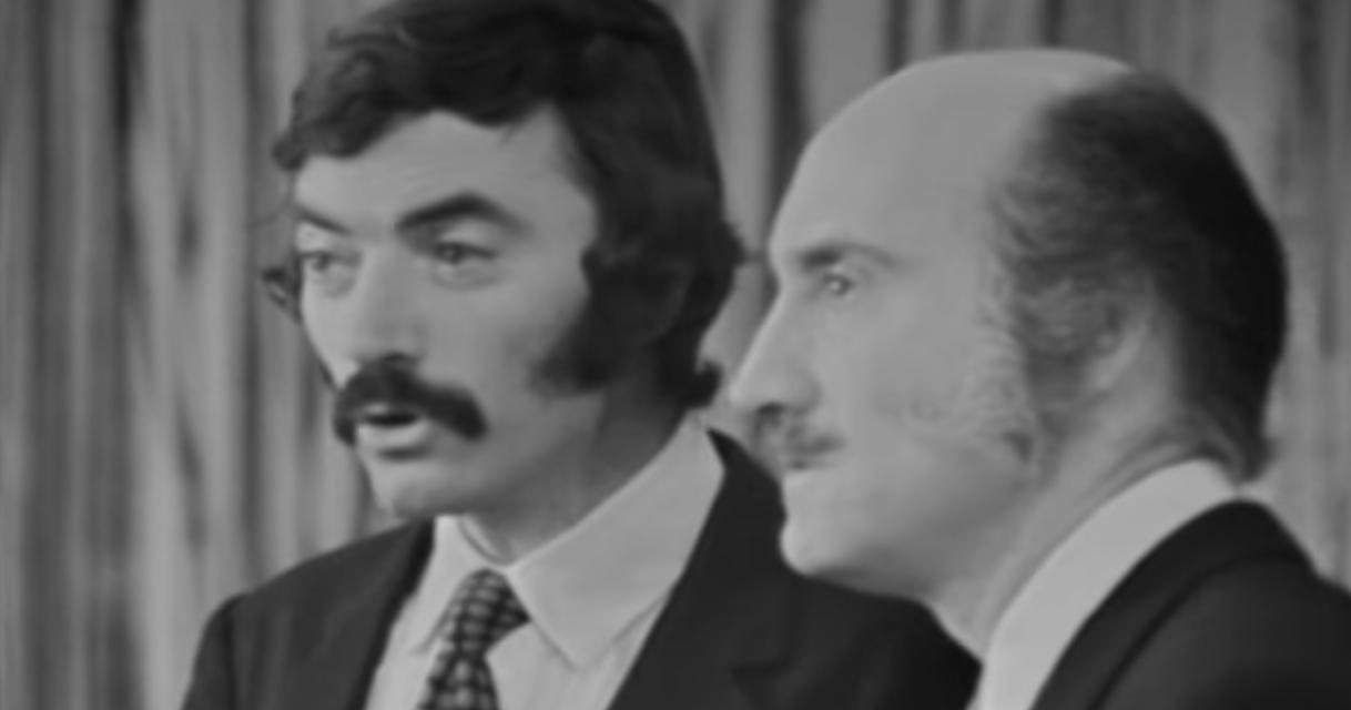 RIP. André Gaillard, l'un des deux «frères ennemis»
