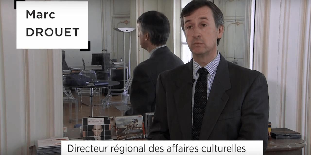 La DRAC Hauts-de-France présente ses missions par un film documentaire