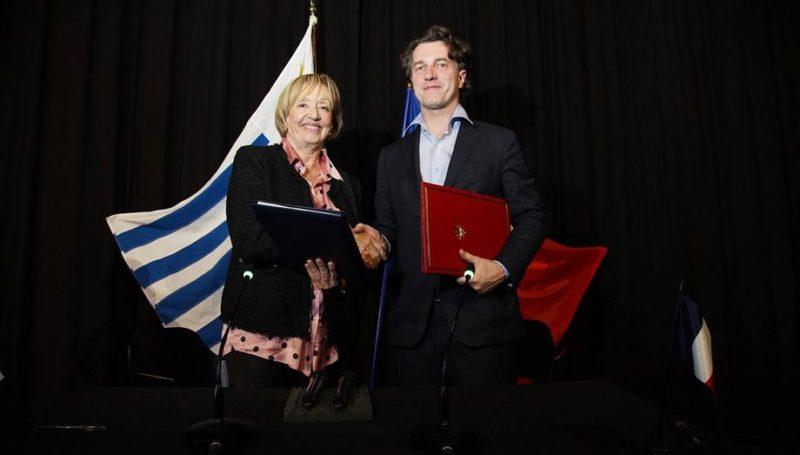 Cinéma – Premier accord de coproduction signé entre la France et l'Uruguay