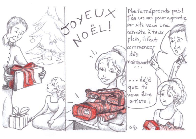 Caly - Joyeux Noël