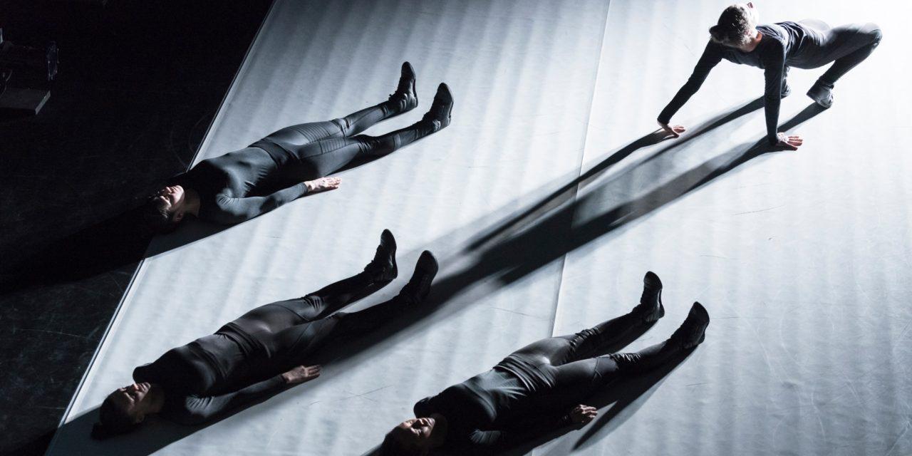 """""""Vis Motrix"""", par la Cie Cocoondance, dirigée par la chorégraphe suisse Rafaele Giovanola"""