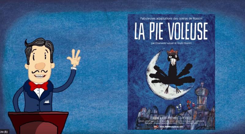 VIDÉO. En Hauts-de-France, des pastilles vidéo introduisent les enfants au cinéma