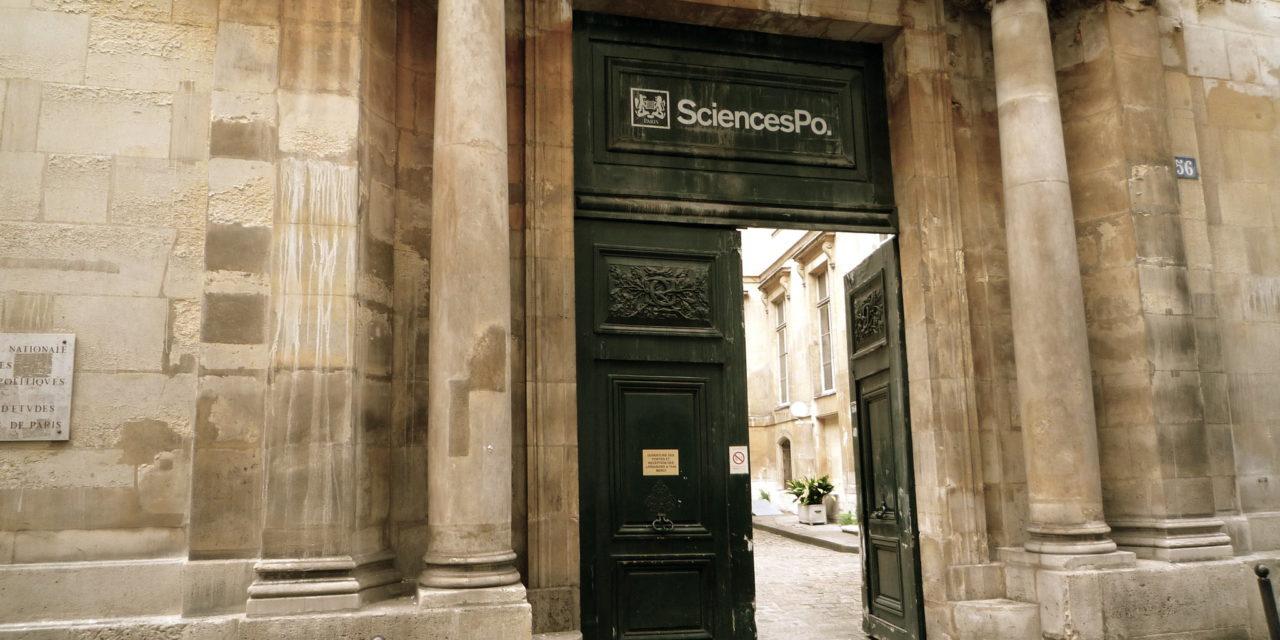 Patrick Chamoiseau, nouvel écrivain en résidence à Sciences-Po Paris