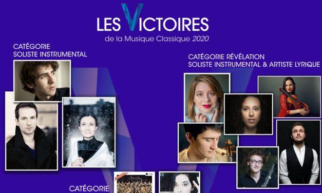 Victoires musique classique : Alexandre Kantorow doublement sacré