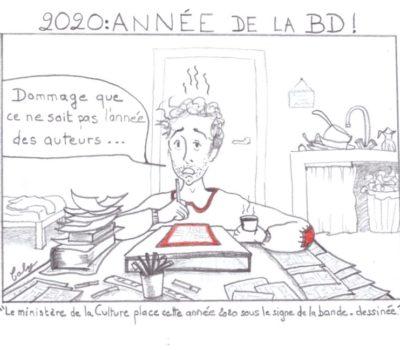 Bande Dessinée auteur festival Angoulême dessin Caly
