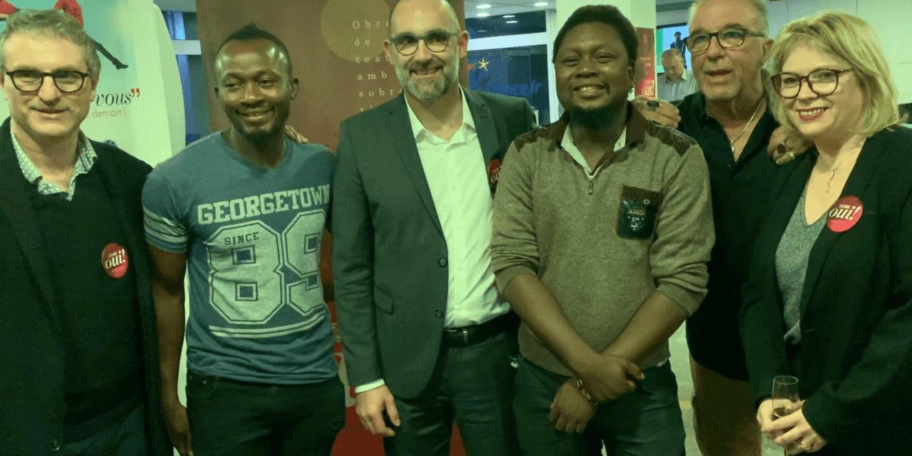 Les migrants vus d'Afrique en ouverture du festival Oui ! à Barcelone