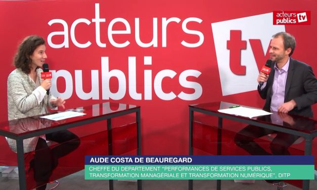 Aude Costa de Beauregard nommée conseillère pour la transformation numérique de l'État