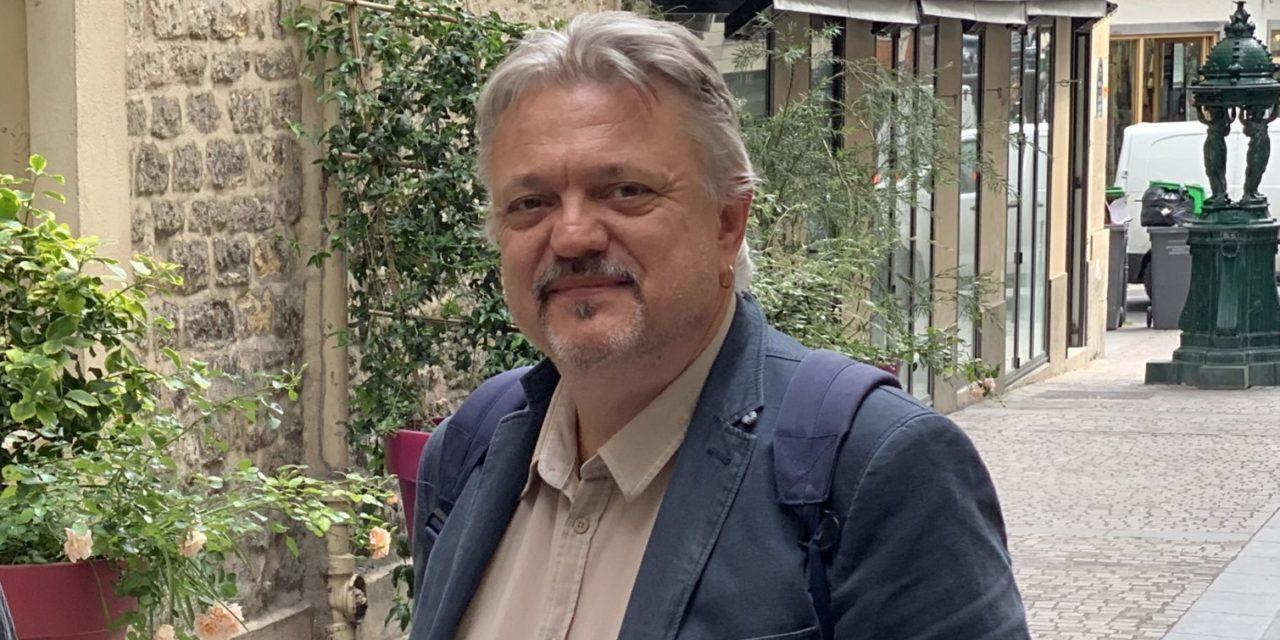 Podcast. Entretien avec Philippe Touzet, auteur de théâtre