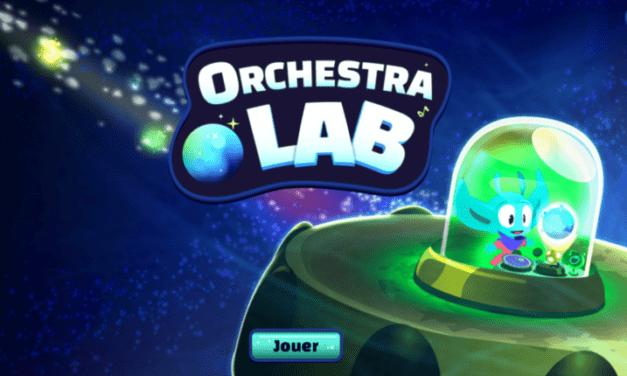 OrchestraLab: la première plateforme web de jeux musicaux pour enfants