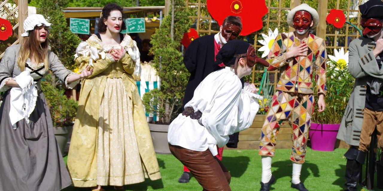 L'esprit de troupe domine à l'Académie des arts dramatiques de Chantilly
