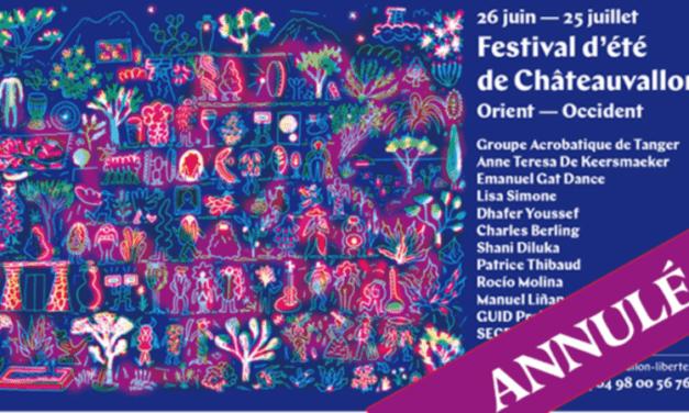 Le festival d'été de Châteauvallon jette l'éponge