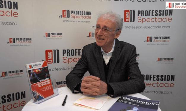 Vidéo. Jean Pierre Saez et les 30 ans de l'Observatoire des politiques culturelles