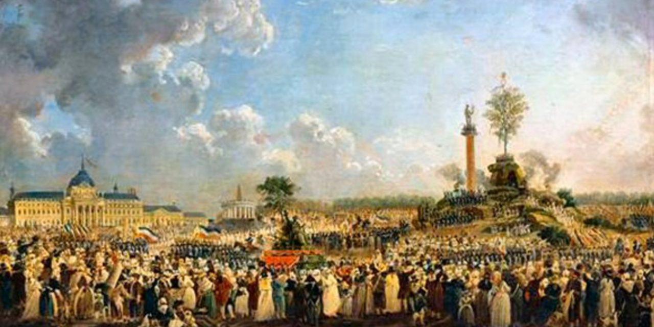 8 juin 1794 (ou plutôt 20 prairial an II) : un petit délire montagnard