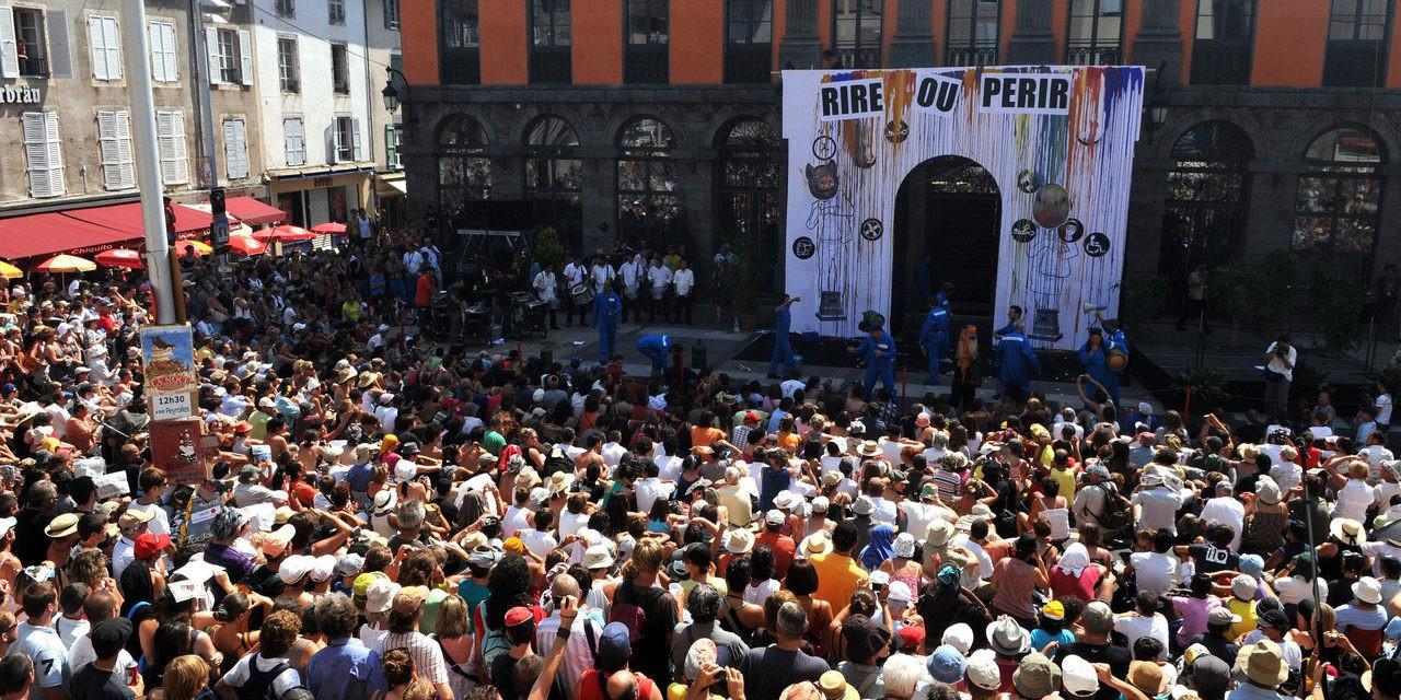 Le festival d'Aurillac continue de soutenir la création, malgré l'annulation